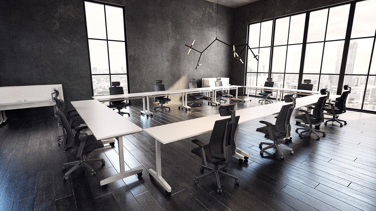Mesa para Treinamento 5