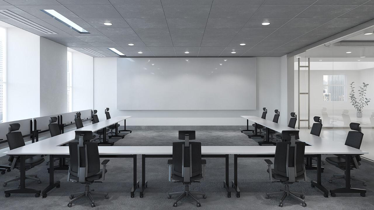 Mesa para Treinamento 2